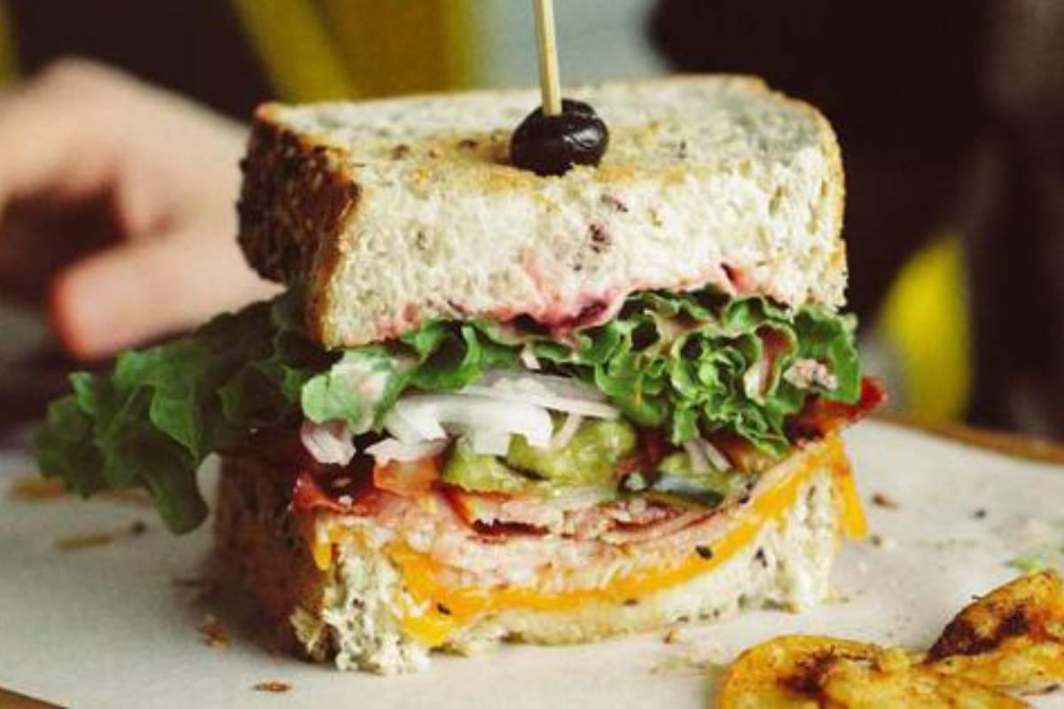 Sandwich Recipe or consumer technology essential